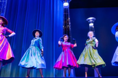 Ladies in Black – theatre review