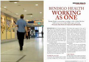 Business Review Australia-Bendigo Health