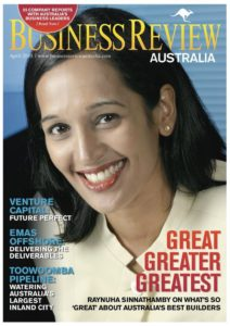 Business Review Australia-Raynuha Sinnathamby