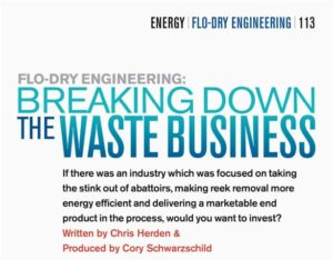 Business Review Australia-FloDry Engineering
